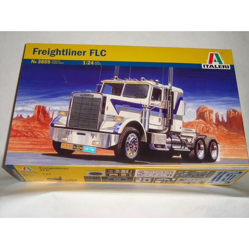 maquette camion italeri 1 24 3859 freightliner flc. Black Bedroom Furniture Sets. Home Design Ideas